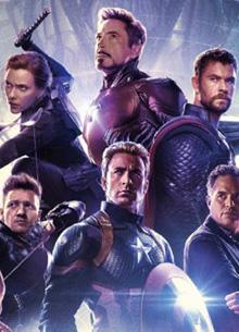 """Фильм """"Мстители 4: Финал"""" стартовал в Китае с абсолютным рекордом"""