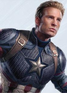 """Первый кадр из """"Мстителей 4"""" оставил Капитана Америку без бороды"""