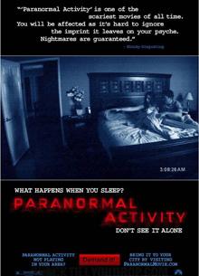 """Paramount Pictures снимет седьмое """"Паранормальное явление"""""""
