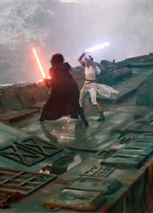 """В ролике """"Звездных войн 9"""" обнаружили ошибку"""