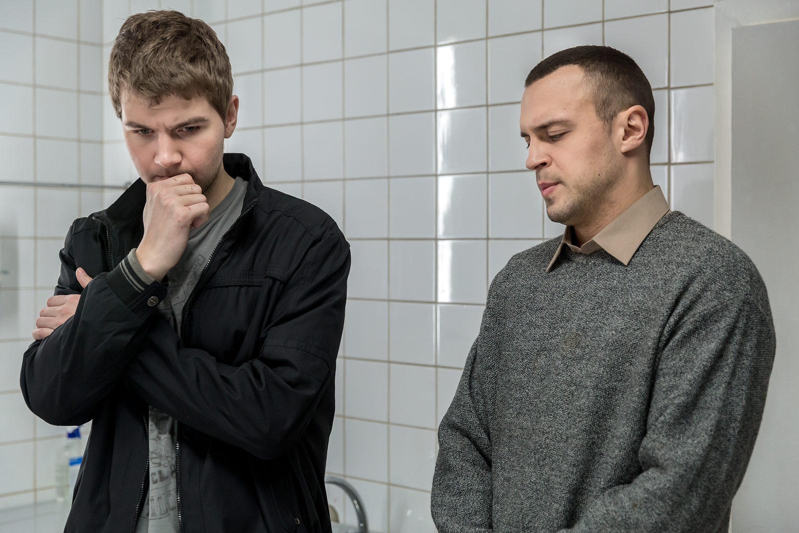Завершились съемки сериала «Горячая точка» с Робаком, Жуковым и Поповым