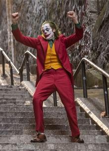 Джокера отправят на Венецианский фестиваль