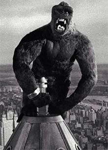 Empire State Building почтил память Кинг Конга