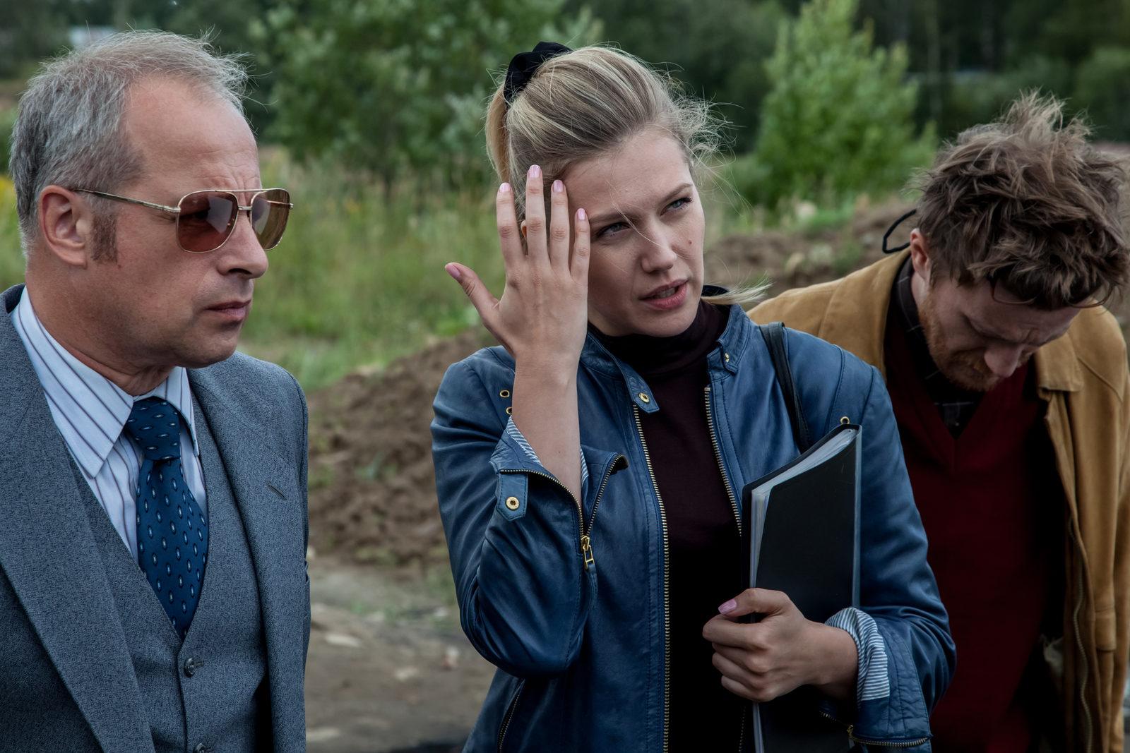 Иван Оганесян расследует серийные убийства