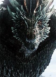 """Создатели """"Игры престолов"""" уточнили отличия Дрогона от кота"""
