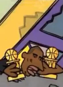 Гибель баскетболиста Коби Брайанта была предсказана в мультфильме