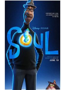 "Pixar отложила релиз мультфильма ""Душа"" из-за коронавируса"