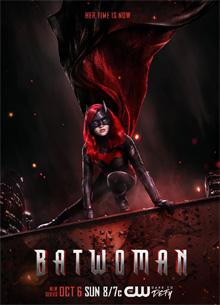 """Звезда сериала """"Бэтвумен"""" отказалась от участия в продолжении"""
