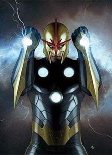 Marvel экранизирует комиксы о Корпусе Новы