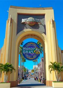 Universal открывает свой парк развлечений