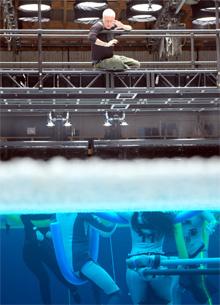 """Создатели """"Аватара 2"""" раскрыли секреты подводных съемок"""