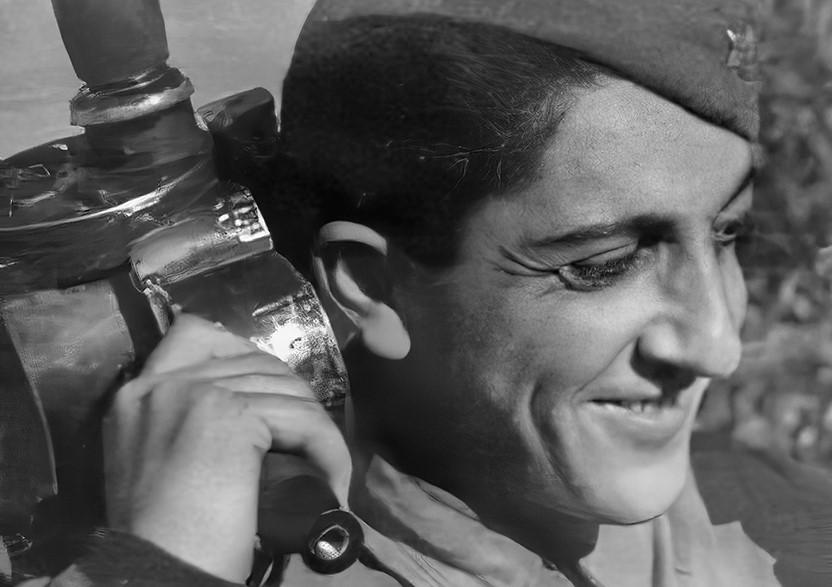 Девятая серия документального проекта «Как снимали войну» рассказывает историю военной хроники из фильма Тарковского «Зеркало»