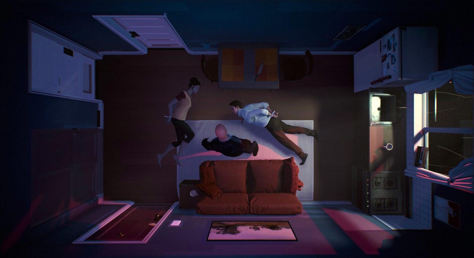 Персонажи игры Twelve Minutes заговорят голосами Дейзи Ридли, Джеймса Макэвоя и Уиллема Дефо