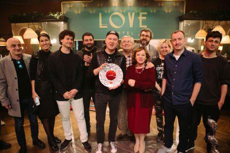 Сергей Светлаков в День всех влюблённых откроет двери отеля Love