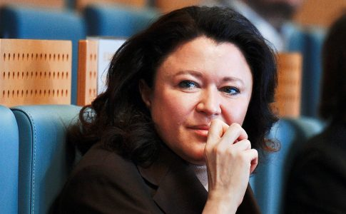 Марина Жигалова присоединилась к команде Ivi