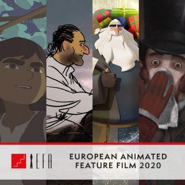 Мультфильм Андрея Хржановского «Нос, или Заговор «не таких»» претендует на европейский «Оскар»