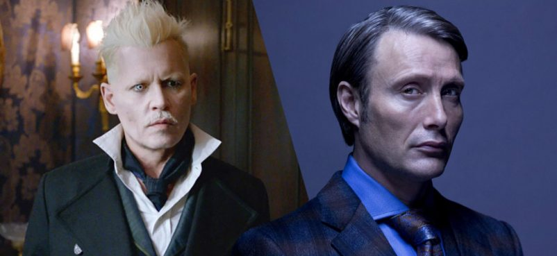 Мадс Миккельсен официально заменит Джонни Деппа в «Фантастических тварях 3»