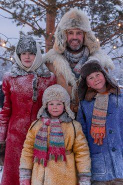 Владимир Вдовиченков и Юлия Снигирь стали родителями «Чука и Гека»
