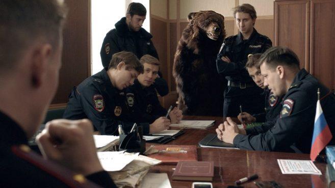 Короткометражка «Аркадий» про медведя-полицейского доступна онлайн