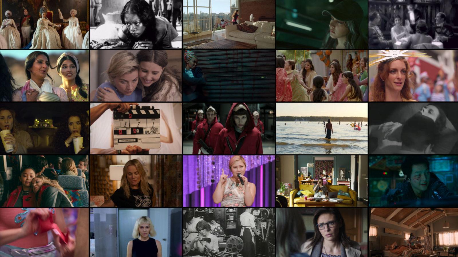 Новое поколение женщин-авторов получит поддержку от Netflix