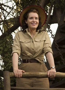 Звезда «Короны» получила главную роль в криминальном триллере «Marlow»