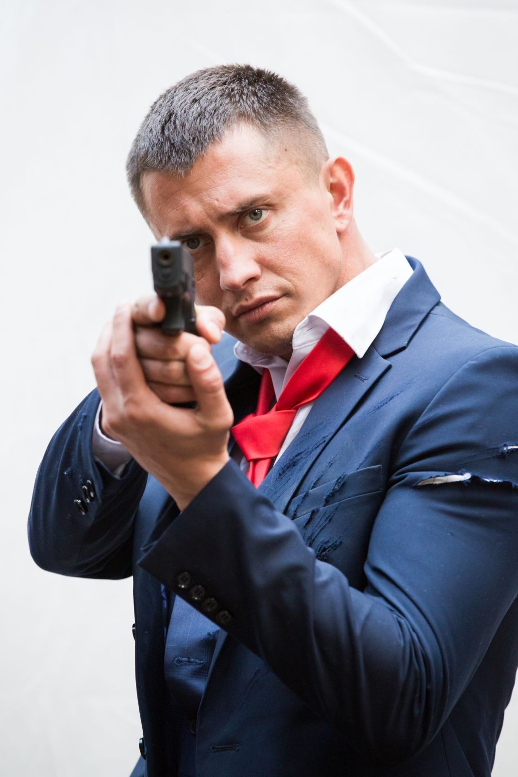 Павел Прилучный стал универсальным солдатом