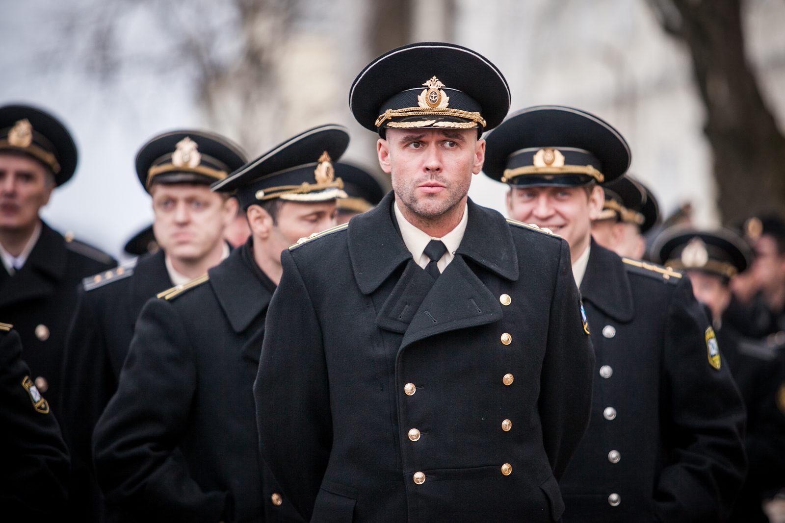 Максим Аверин возвращается на экраны в образе капитана Горюнова