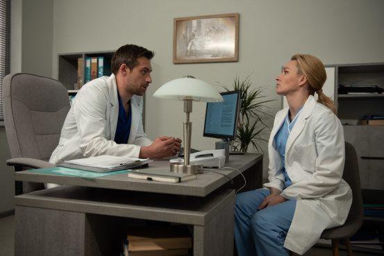 Петр Рыков и Дарья Легейда приступили к съемкам в сериале «Доктор Надежда»