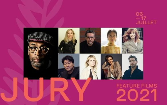 Мэгги Джилленхол, Милен Фармер, Тахар Рахим и Мелани Лоран вошли в состав жюри 74-го Каннского кинофестиваля