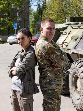 Во втором сезоне «Патриота» появится «патриотка»