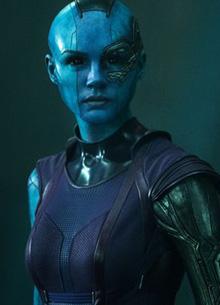 """Сценарий """"Стражей Галактики 3"""" заставил Карен Гиллан расплакаться"""