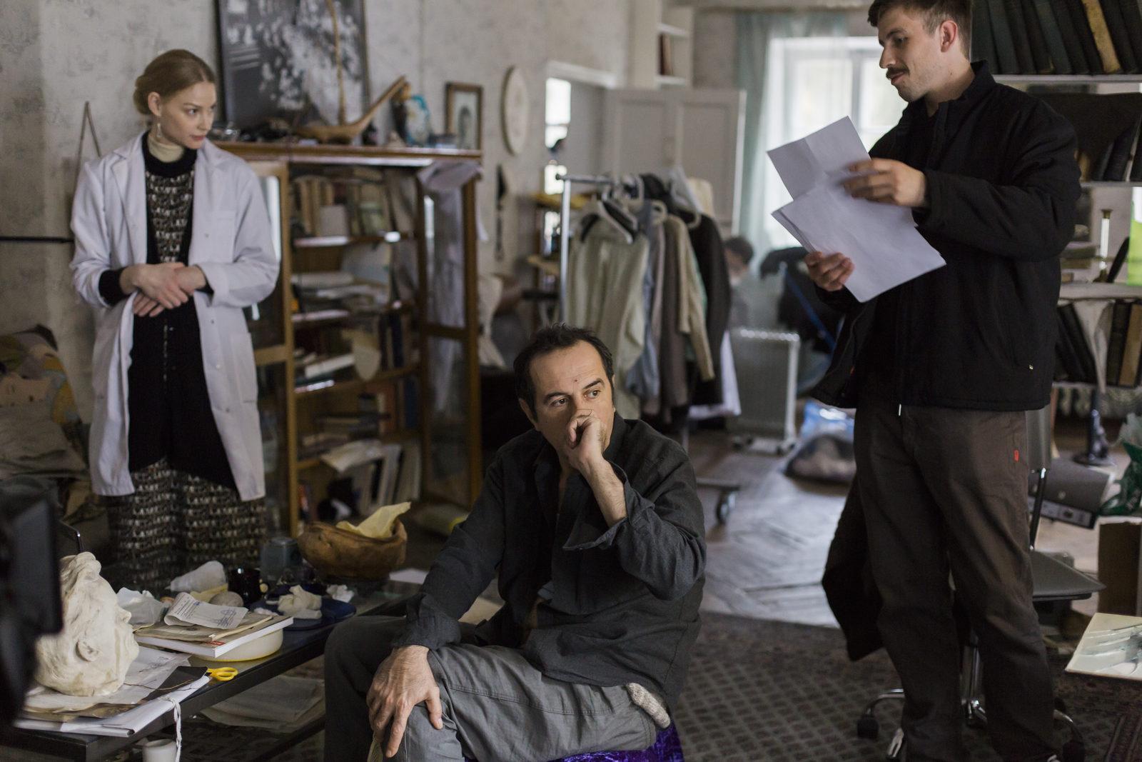 Мераб Нинидзе борется с коррупцией в трейлере фильма «Дело» Алексея Германа-младшего