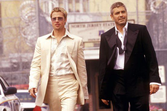 Джордж Клуни и Брэд Питт вновь встретятся на съемочной площадке