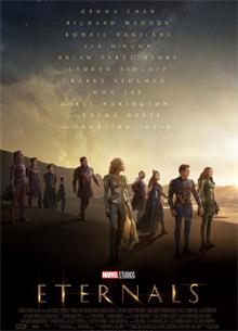 """У """"Вечных"""" студии Marvel не будет гибридного старта"""