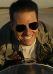 """Paramount отказалась от выпуска """"Топ Ган: Мэверик"""" в 2021 году"""